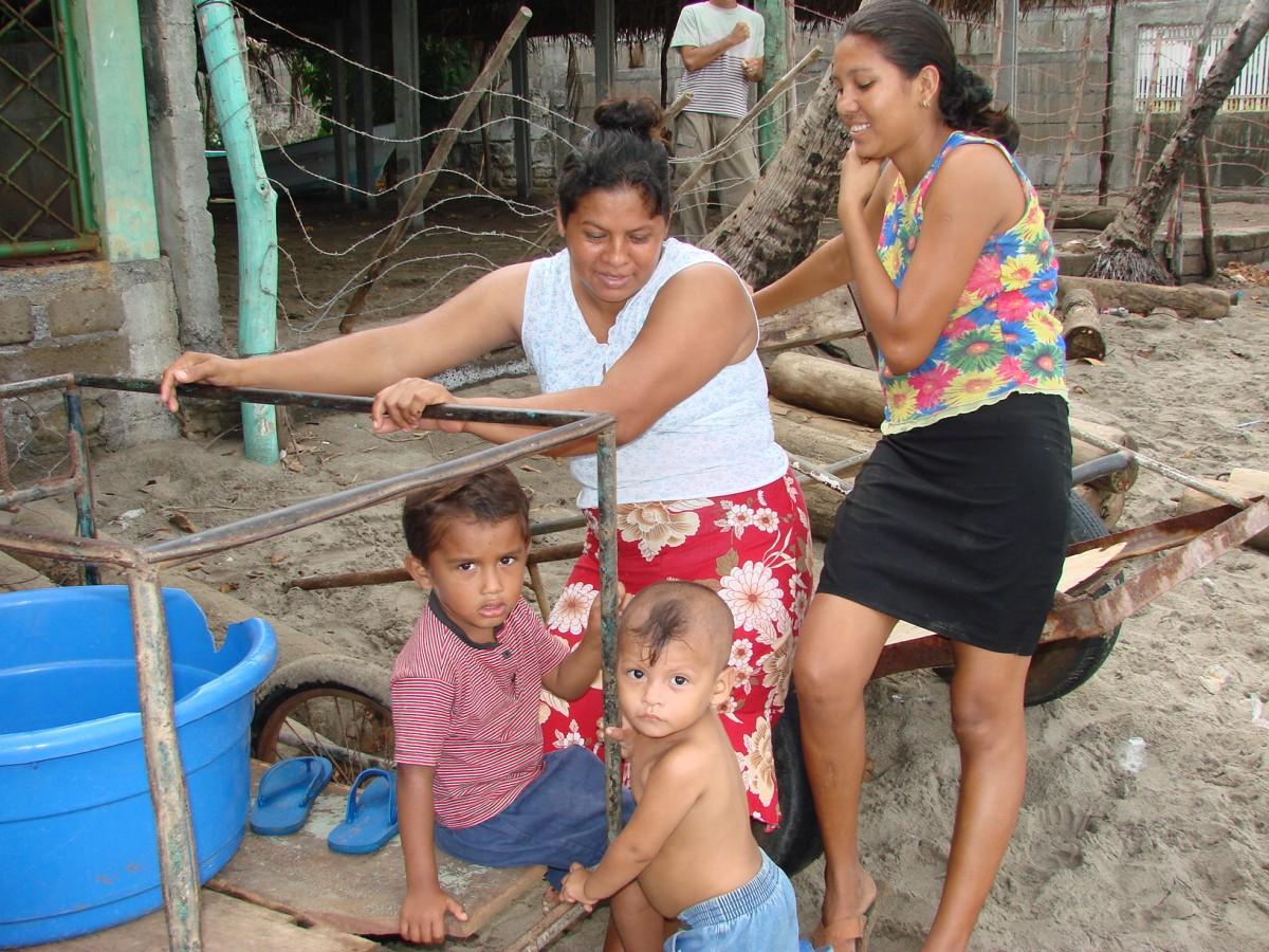 Zdjęcia: Nikaragua, Nikaragua, Uroki Nikaraguii, NIKARAGUA