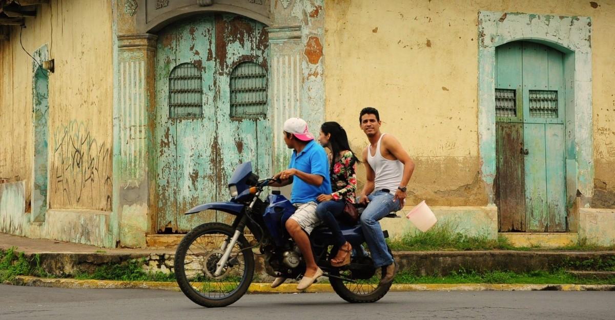 Zdjęcia: Leon, Leon, Lokalny Uber :), NIKARAGUA