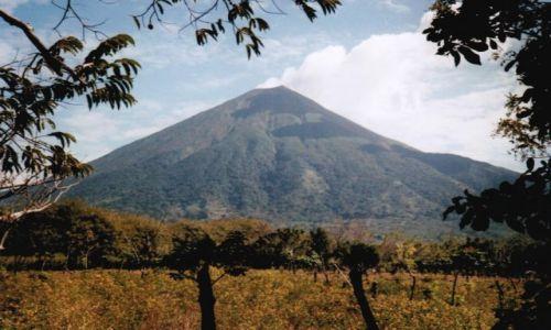 NIKARAGUA / Wyspa Ometepe / San Marcos / Ometepe