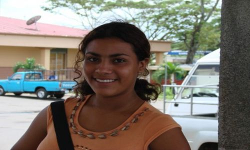 Zdjęcie NIKARAGUA / Stolica / Stolica / Piękno kobiety