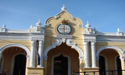Zdjęcie NIKARAGUA / Managua / Managua / Klasztor franciszkański