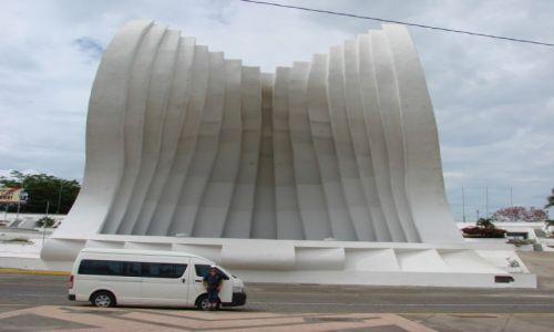 Zdjęcie NIKARAGUA / Managua /  Managua / Plac centralny