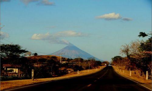 Zdjęcie NIKARAGUA / Rivas / Wdrodze do Rivas / Wulkan Concepcion