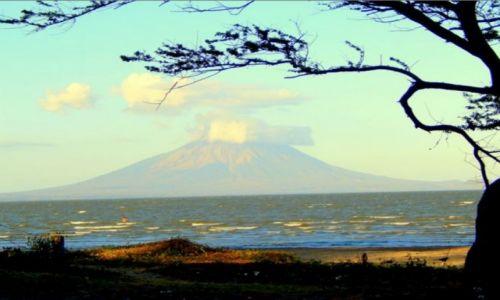 Zdjęcie NIKARAGUA / Rivas / Jezioro Nicaragua / Wulkan Concepcion