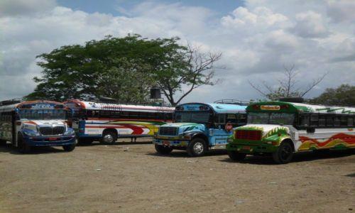 Zdjecie NIKARAGUA / - / Managua / Podstawowy środek lokomocji w Ameryce Środkowej