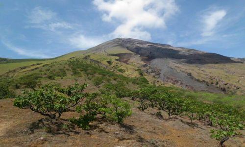 NIKARAGUA / Wyspa Ometepe / Ometepe / Wulkan Concepción