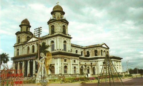 Zdjęcie NIKARAGUA / Stolica / Managua / Katedra