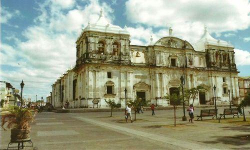 Zdjecie NIKARAGUA / Zach. Nikaragua / Leon / Basilica de la