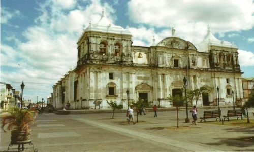 Zdjęcie NIKARAGUA / Zach. Nikaragua / Leon / Basilica de la Asuncion