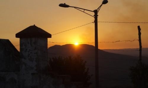 Zdjecie NIKARAGUA / Jezioro Nikaragua / Jezioro Nikaragua / Zachód słońca nad więzieniem Somozy