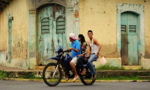 NIKARAGUA / Leon / Leon / Lokalny Uber :)