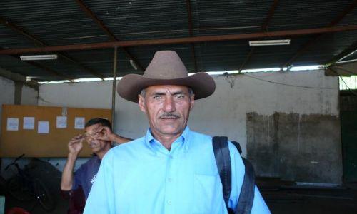Zdjecie NIKARAGUA / Leon / dworzec / Sombrero