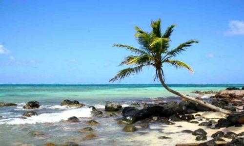 NIKARAGUA / brak / little corn island / w raju