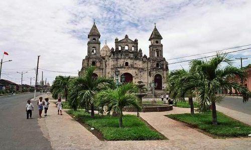 NIKARAGUA / Leon / Leon / Kościół w Leon