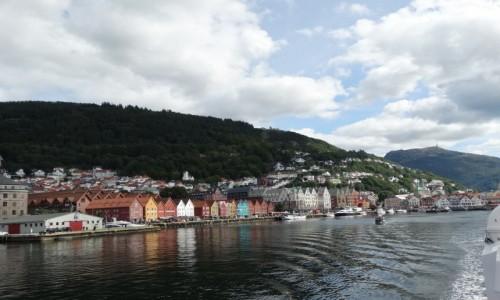 Zdjecie NORWEGIA / Bergen / Bergen / Krajobraz