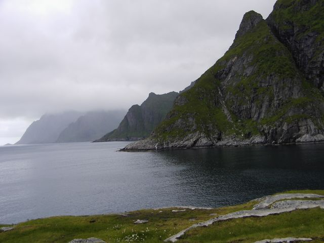 Zdjęcia: Miejscowość o nazwie A - Archipelag Lofotów, Lofoty, NORWEGIA