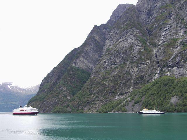 Zdjęcia: Geirangefjord, Geirangefjord, NORWEGIA