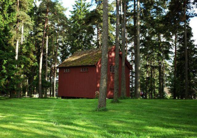 Zdjęcia: Karlshus, Oslo, Park, NORWEGIA