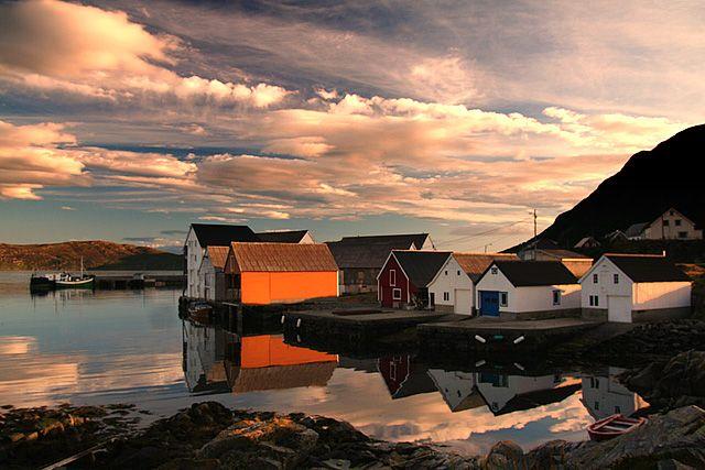 Zdjęcia: Wyspa Runde, More og Romsdal, Runde, NORWEGIA