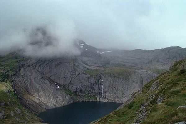 Zdjęcia: Lofoty, Lofoty, skaly, NORWEGIA