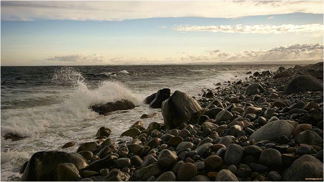 Zdjęcia: Molen, -Telemark, Krajobraz, NORWEGIA