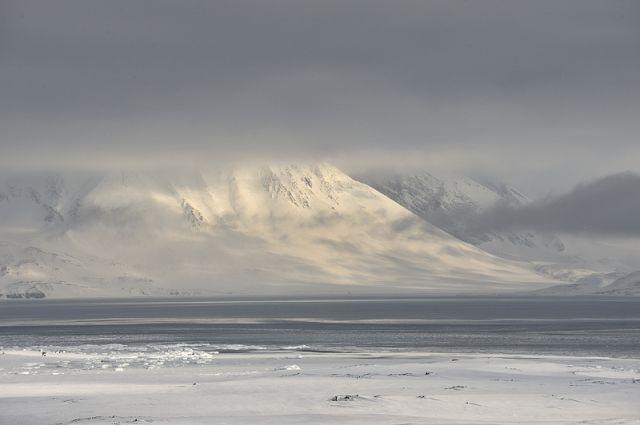 Zdjęcia: Spitsbergen, Svalbard, Torell Expedition 2012, NORWEGIA