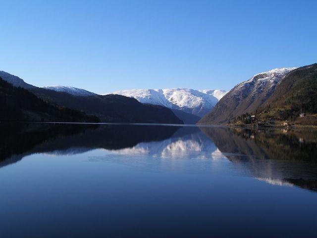 Zdjęcia: Okolice Bergen, Fiordy, NORWEGIA