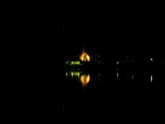 Zdjęcia: Okolice Alesund, Noc, NORWEGIA
