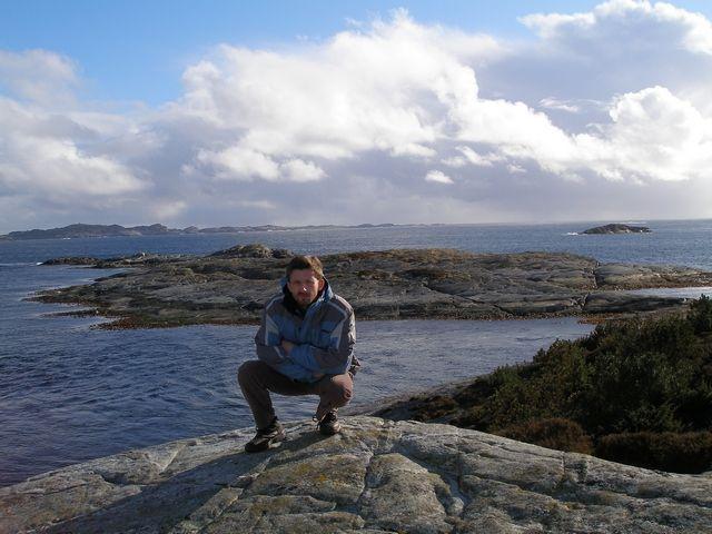 Zdjęcia: Sotra, Widok na ocean, NORWEGIA
