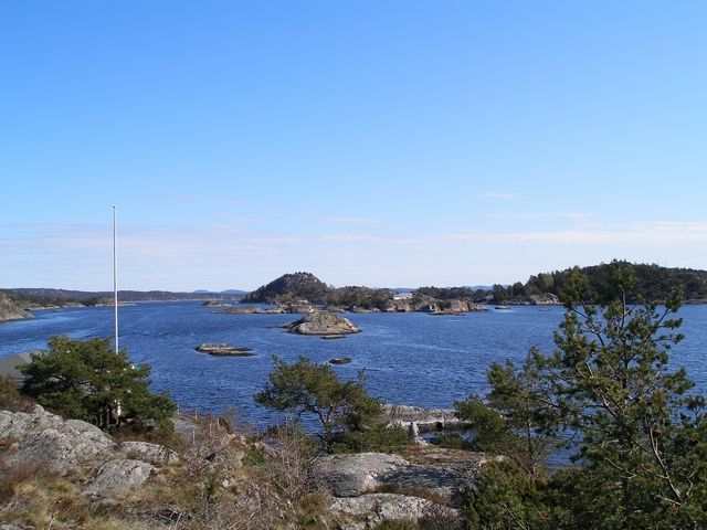 Zdjęcia: Arendal, Wysepki, NORWEGIA