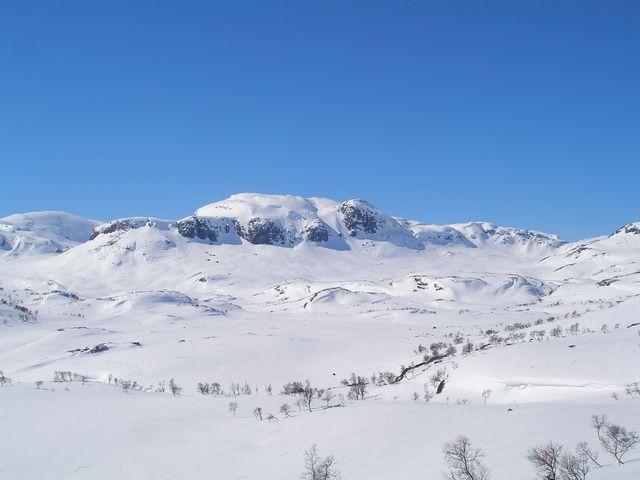 Zdjęcia: Trasa Bergen-Oslo, 1011 mnpm., NORWEGIA