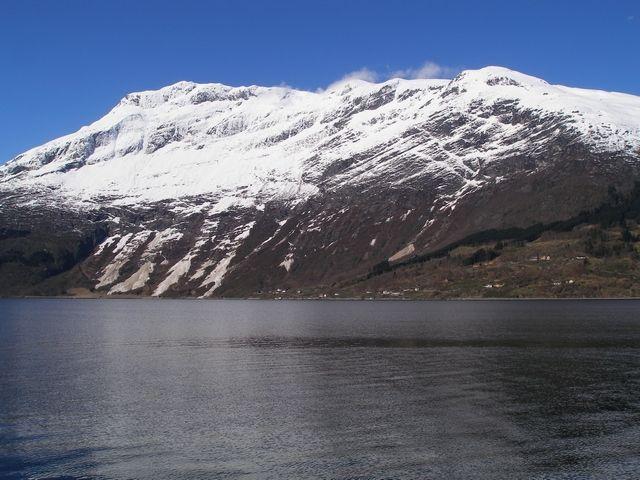 Zdjęcia: Fiord okolice Bergen, Widok, NORWEGIA