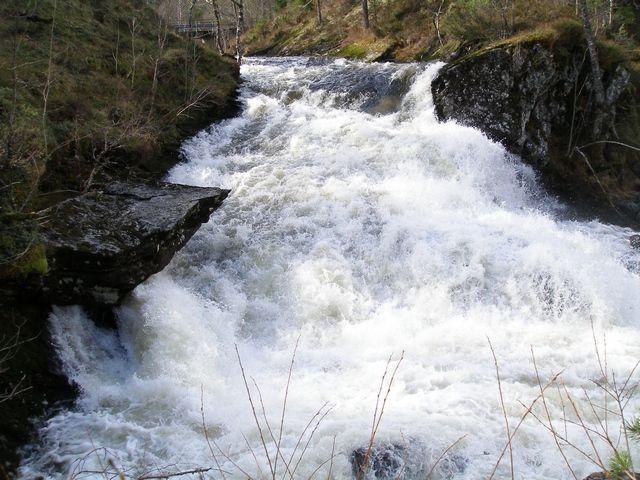 Zdjęcia: Droga nr 6, rzeka, NORWEGIA