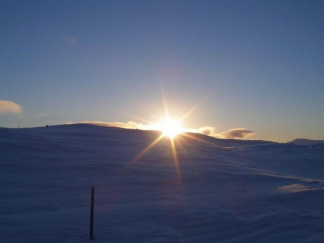 Zdjęcia: Koło podbiegunowe, zachód, NORWEGIA