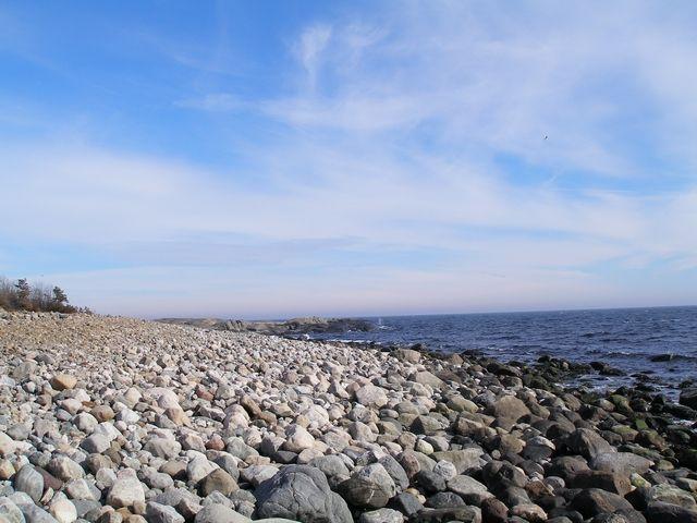 Zdjęcia: Arendal, Plaża, NORWEGIA