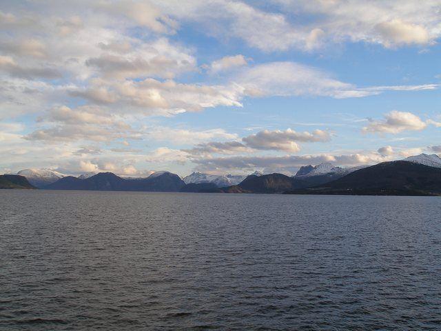 Zdjęcia: Molde, Fiord, NORWEGIA