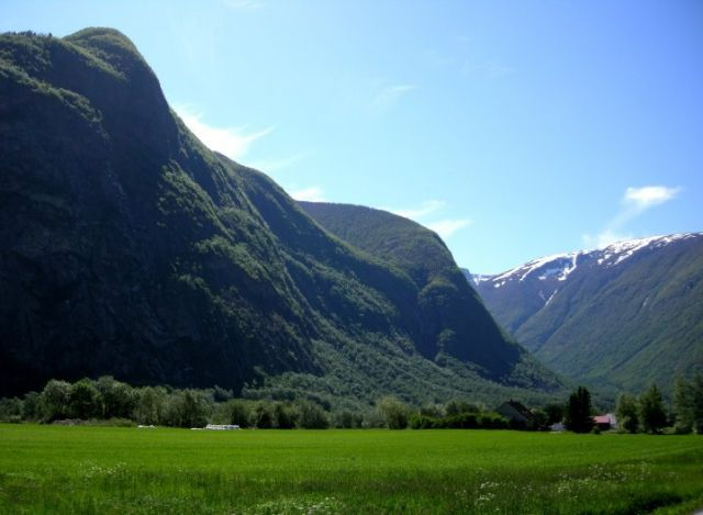 Zdjęcia: Oslo-Flam, 8)), NORWEGIA