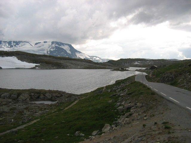 Zdjęcia: Jotunheimen, WIDOK, NORWEGIA
