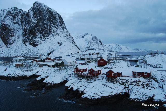 Zdjęcia: Lofoty, Lofoty, Lofoty w zimie, NORWEGIA