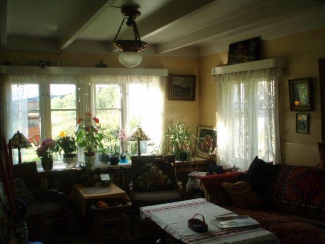 Zdjęcia: Flekkefiord, Flekkefiord, Wnętrze norweskiego domu starszego małżeństwa , NORWEGIA