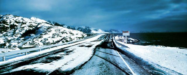 Zdjęcia: Norwegia, lofoty, troche to podrasowalem, NORWEGIA