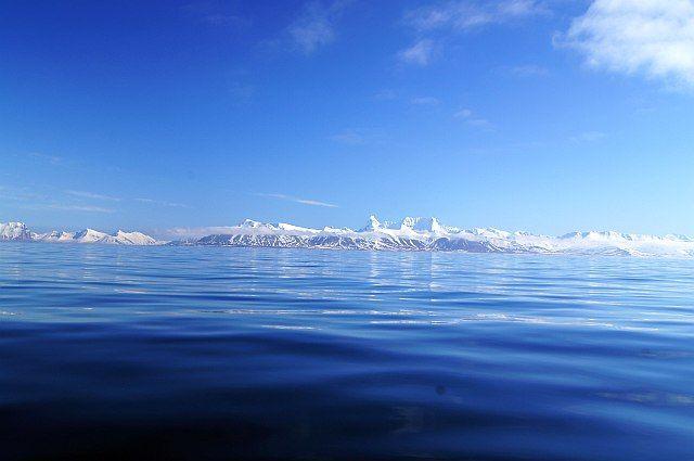 Zdjęcia: Morze Norweskie, Svalbard, Hornsund, NORWEGIA