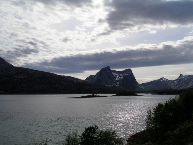 Zdjęcia: Okolice Narvika, Widok, NORWEGIA