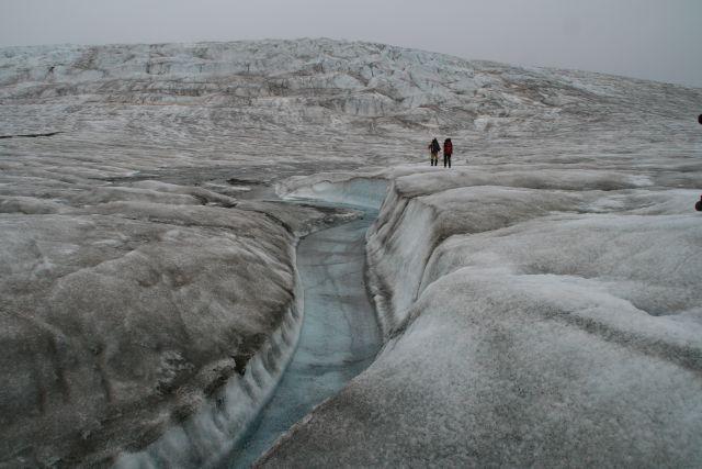 Zdj�cia: gdzies w okolicach g�r atomowych, Svalbard, Gdzies na lodowcu , NORWEGIA