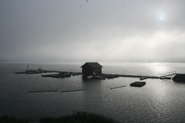 Zdjęcia: Okolice Oslo, Świt , NORWEGIA