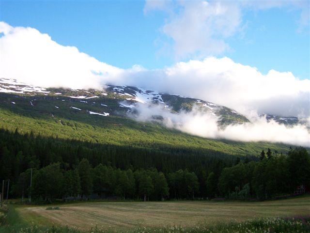 Zdjęcia: Lofoty, W drodze na Lofoty, NORWEGIA
