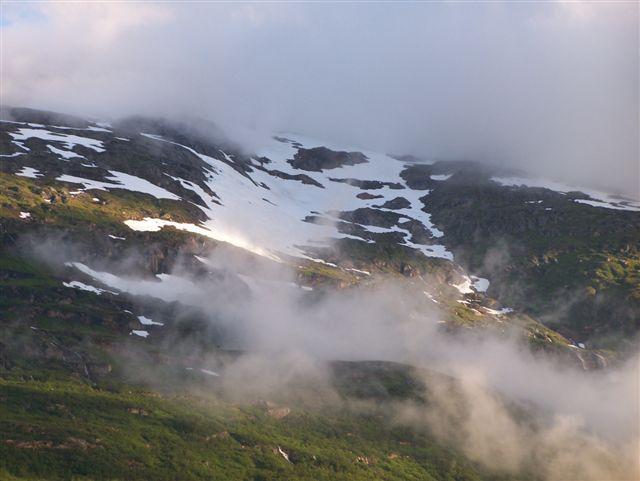 Zdj�cia: Lofoty, W drodze na Lofoty 2, NORWEGIA
