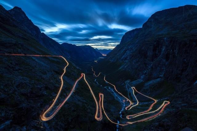 Zdjęcia: ---, ---, Trollstigen, NORWEGIA