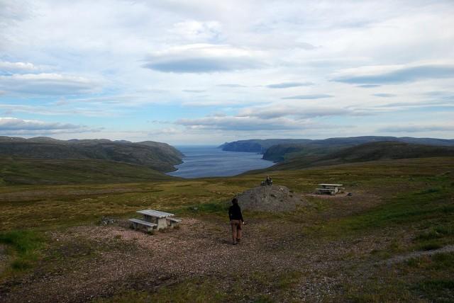 Zdjęcia: Mageroya, Finmark, Pustkowia wyspy Mageroya, NORWEGIA