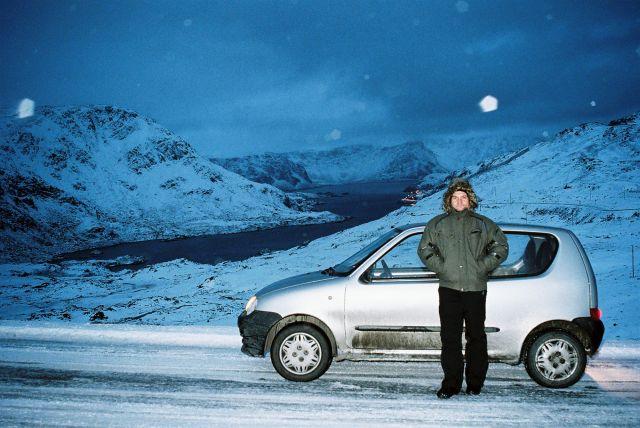 Zdj�cia: Ko�o Nordkappu, Morza Barentsa, Moja arktyczna w��cz�ga, NORWEGIA